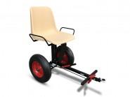 fahrbarer Sitz für Hochgrasmäher GS-170, GS-875, GS-950V und Mulcher GM-875