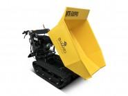 BAMATO Mini Raupendumper MTR-500PRO mit Kipphydraulik