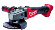 Milwaukee M18 CAG-125 X-0 FUEL Akku-Winkelschleifer