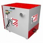 Holzmann Absauganlage für Metall MABS1500