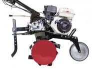 Scheppach Benzin Motorhacke mit Honda Motor MTP860H