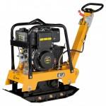 Lumag Diesel Rüttelplatte RP i31DE mit E-Start