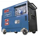 Scheppach DIESEL Stromerzeuger SG5100D