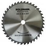 Holzmann Hartmetall Sägeblatt 305x30 mit 40 Zähnen