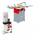 Holzmann Tischkreissäge TS 200 und Absauganlage ABS 850