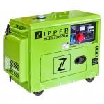 Zipper DIESEL Stromerzeuger ZI-STE7500DSH