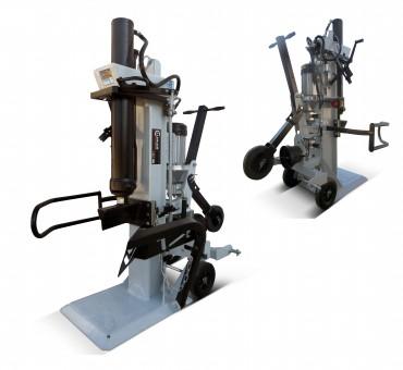 Lumag Profi Brennholzspalter mit Elektromotor und Zapfwellenantrieb HEZ 30