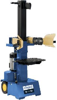 Scheppach Holzspalter Ox 1-750