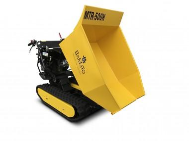 BAMATO Mini Raupendumper MTR-500H mit Kipphydraulik