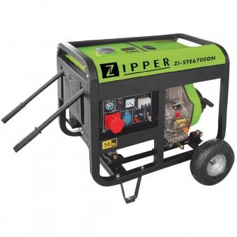 Zipper DIESEL Stromerzeuger ZI-STE6700DH