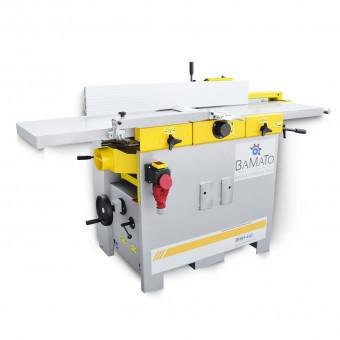 BAMATO Abricht- und Dickenhobelmaschine BHM-410 (400V)