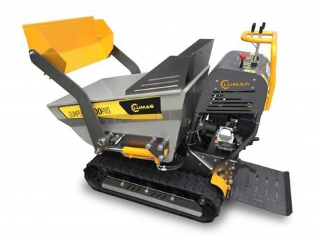 Lumag Vollhydraulischer Mini Raupendumper VH500 PRO D mit DIESEL Motor