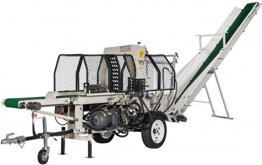 Lumag hydraulischer Sägespaltautomat SSA550EH-PRO mit Elektroantrieb