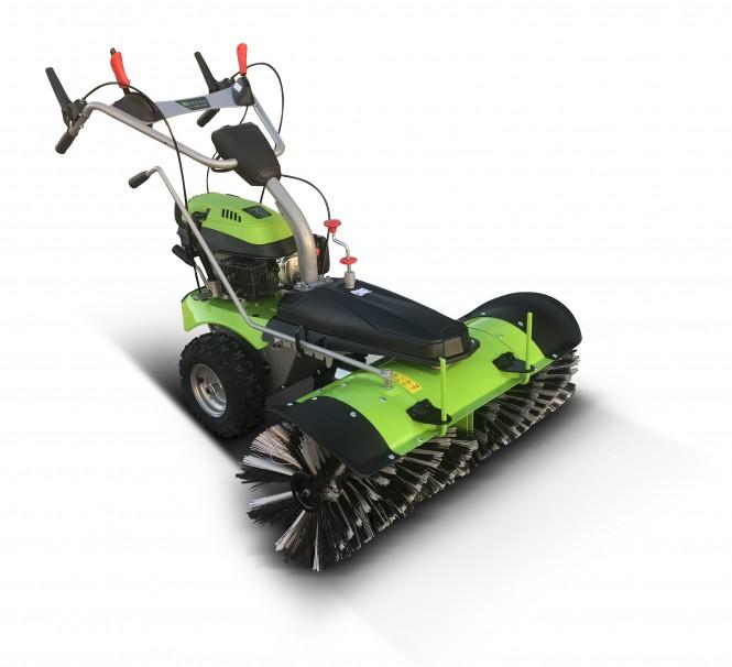 Zipper Kehrmaschine ZI-KM1000