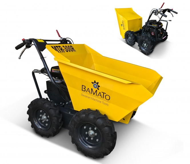 BAMATO Mini Transporter MTR-300R mit Allradantrieb