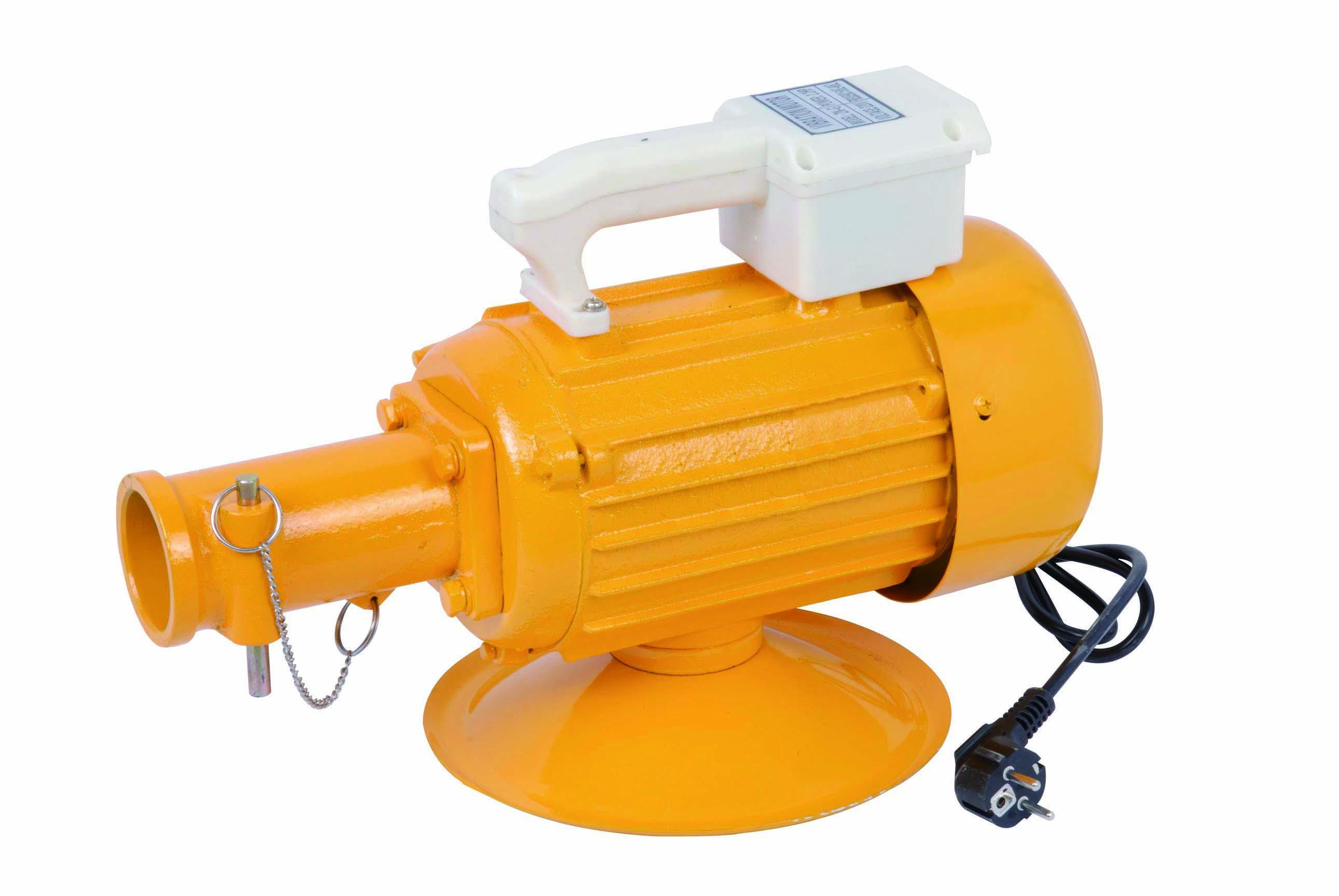 Lumag Rüttelflasche 45 mm//6 m zu LFR 40 und LFR 15E